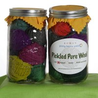 Pure Wool Worsted Pickle Sampler
