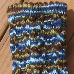 Create a Knitting Diagram from a Pattern Finished Product 2