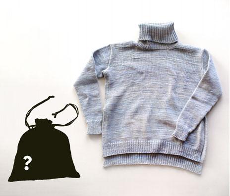 Jimmy's Madelinetosh Sweater Club
