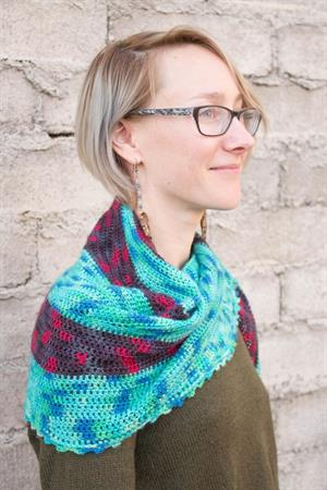 Leanne's Use the Force MCAL Shawl