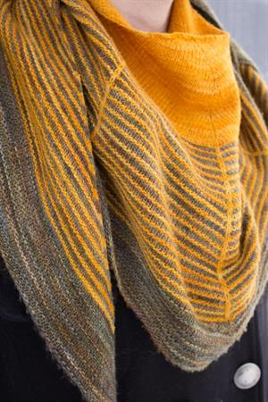 Chris's Daybreak Shawl