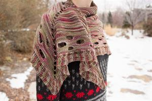 Erika's Walking Dead Shawl