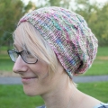 Erika's Winter Wheat Hat #2