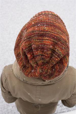 Terry's Knit Night Hat