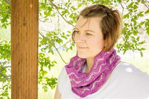 Laura's Embers Cowl