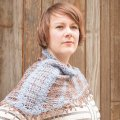 Monika's Dragonfly MCAL Shawl