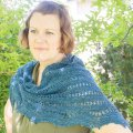 Kristen's Cancer Shawl