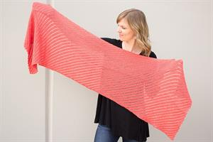 Marilyn's Rectangle Shawl