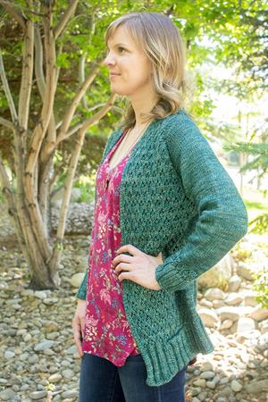 Marilyn's Petrichor Cardigan