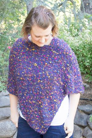 Sirdar's Caboodle Poncho