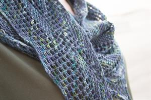Chris' Cannery Row Shawl