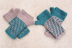 Chris' Partners in Cashmere Mitts