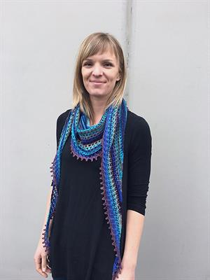 Rachel's Paper Chains Shawl