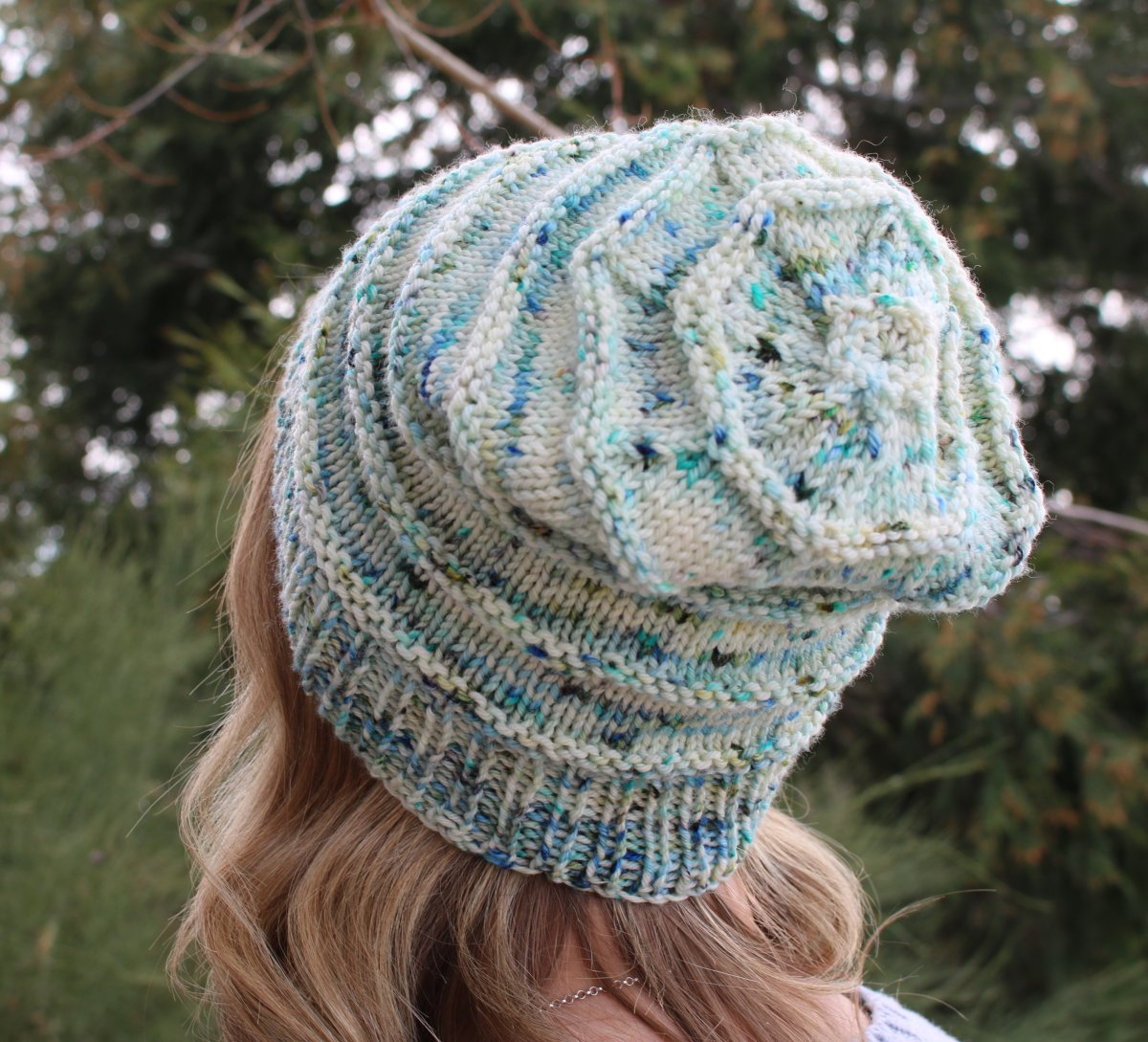 5ebb854b507 Amanda s Favorite Knit Slouchy Hat - Knitting Project Detail at ...