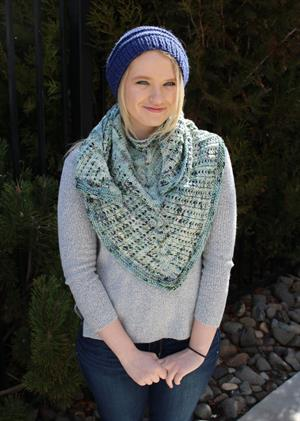 Cassidy's Little Colonnade Shawl
