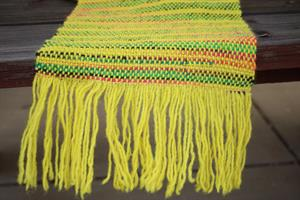 Gus' Mystery Fiber Theater Scarf