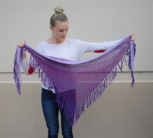 Trendsetter's Bonsai Shawl 2