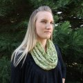 Ailene's Picabia Cowl