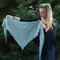 Rachel's Beyond the Wall Shawl