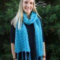 Blue Sky Fibers Baltic Wrap