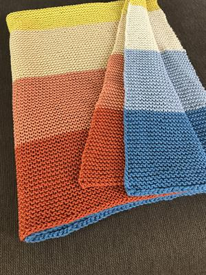 Amanda's Super Easy Baby Blanket