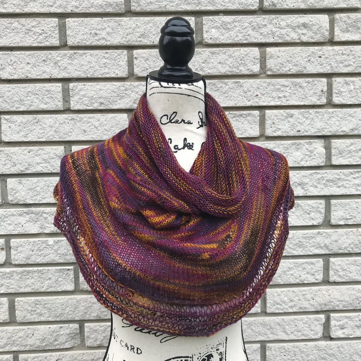 Erika\'s Raise Your Gobble-Let Cowl - Knitting Project Detail at ...