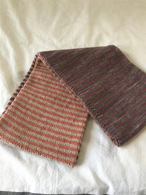 Amanda's Striped Cowl