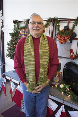 Gus' Woven Zombie BBQ Scarf
