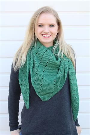 Cascade's Fairview Shawl