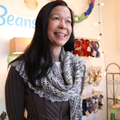 Wendy's Serriform Shawl