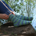 Universal Yarn's Bamboo Pop Socks