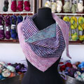 Monica's Massallo Shawl