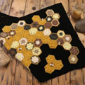 Nicole's Baby Honey Bee Blanket