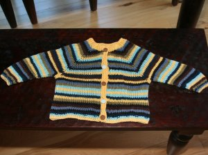 Touche Baby Cardigan