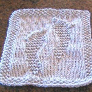Baby Feet Washcloth Knitting Project Detail At Jimmy