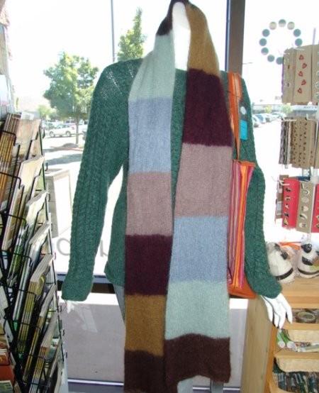 Kidsilk Haze Circular Scarf Knitting Pattern At Jimmy Beans Wool