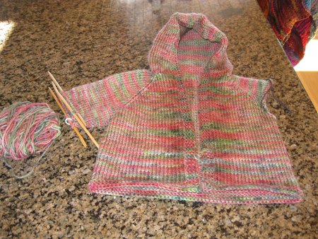 Baby Cardigan for Allisaura
