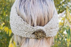 Kristen's Parisian Twist Headband