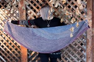 Erika's Color Affection Shawl
