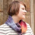Heather's Urban Infinity Cowl