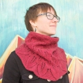 Kristen's Cloud Forest Cowl