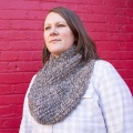 Laura's Boston Alpaca Hug Cowl