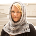 Kristen's Water Dancer Cowl