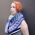 Erika's Metalouse Shawl