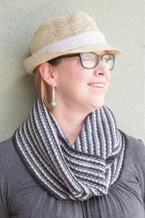 Leanne's Tres Tosh Cowl