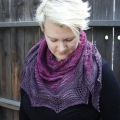 Erika's Baja Sunset Shawl