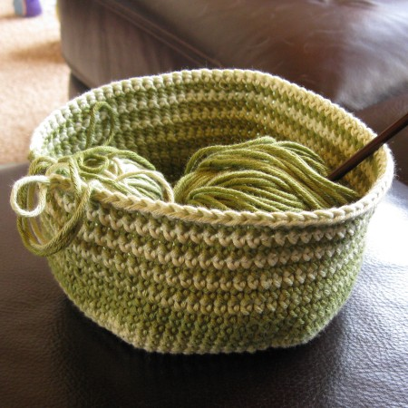 Huck's Organico Crocheted Hat