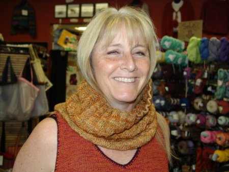 Ann Norling's Modified Cowl