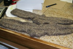 Worsted Weight Boot Socks