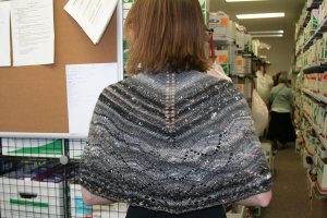 Leanne's Traveling Woman Shawl